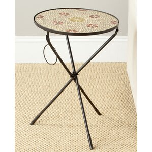 Cymbeline End Table by Saf..