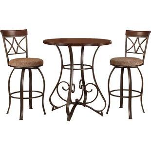 Coan 3 Piece Pub Table Set