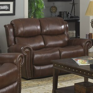 Duanesburg Reclining Loveseat by Darby Home Co