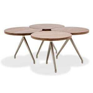 Trance Eclipse Adjustable Coffee Table by Mi..
