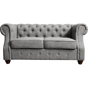 Olivia Tufted Chesterfield Lov..