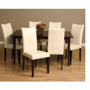 Callan 7 Piece Dining Set by Warehouse of Tiffany