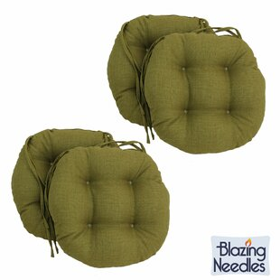 round outdoor chair cushions wayfair