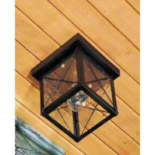 French country outdoor wall lighting youll love wayfair 1100 series 1 light outdoor flush mount workwithnaturefo