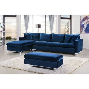 Chaise Sofa Sectionals Youll Love Wayfair