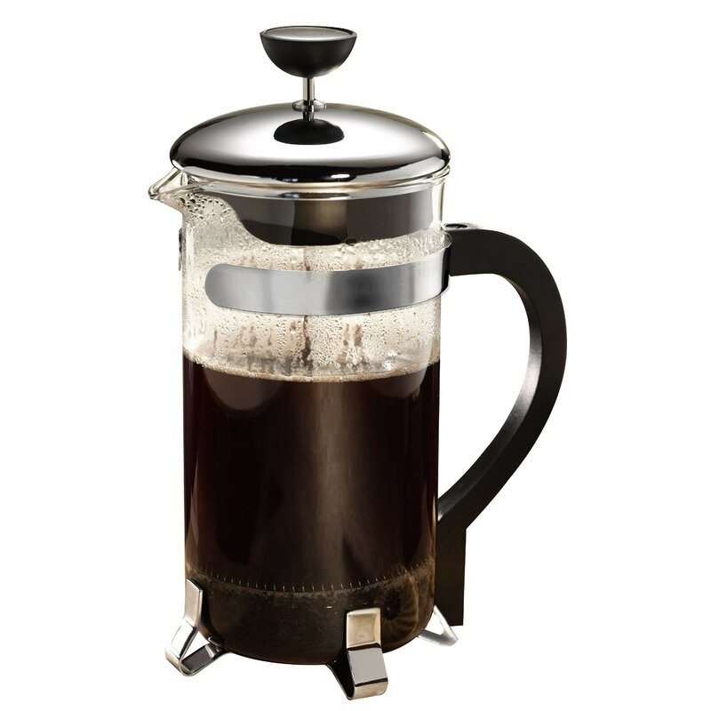 Clic 8 Cup Coffee Press