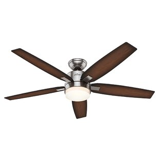 54 Windemere 5 Blade Ceiling Fan With Remote
