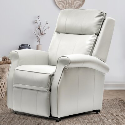 Beige Amp White Recliners You Ll Love In 2019 Wayfair