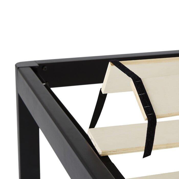 Alwyn Home Wood Slat Bed Frame & Reviews | Wayfair.ca