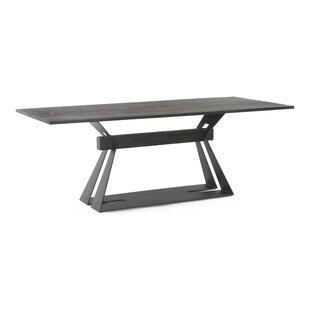 Lidiya Solid Wood Dining Table
