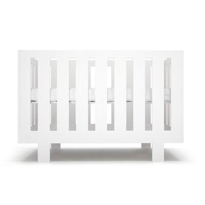 Spot on Square Eicho 2-in-1 Convertible Crib Color: White