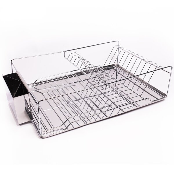 Awesome Sweet Home Collection Home Basics 3 Piece Kitchen Sink Dish Drainer Set U0026  Reviews | Wayfair