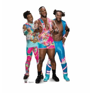 New Day - Big E, Kofi and Xavier (WWE) Standup