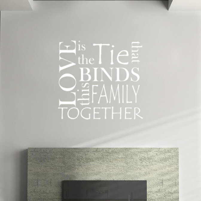 Fox Hill Trading Love Is The Tie That Binds Family