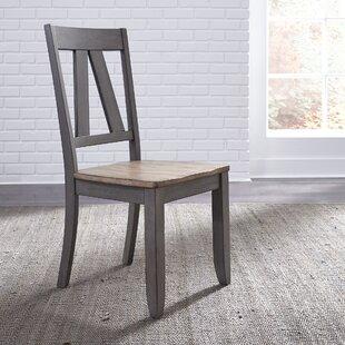 Kruger Splat Back Dining Chair (Set of 2)