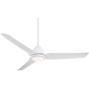 """54"""" Java 3 Blade LED Ceiling Fan with Remote"""