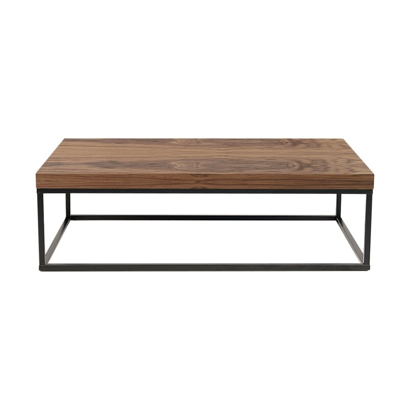 prairie coffee table & reviews | allmodern