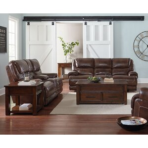 leather living room furniture.  Leather Living Room Sets You ll Love Wayfair