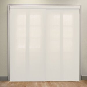 Deluxe Adjustable Sliding Panel Vertical Blind