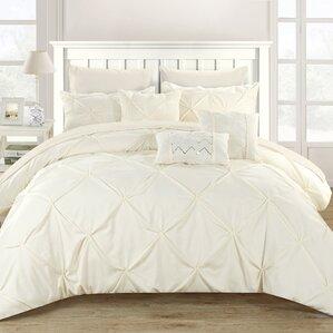 filicia 10 piece comforter set