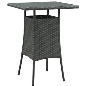 Sojourn Bar Table by Modway