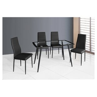 3d5986dc97d Goldsberry 5 Piece Dining Table Set