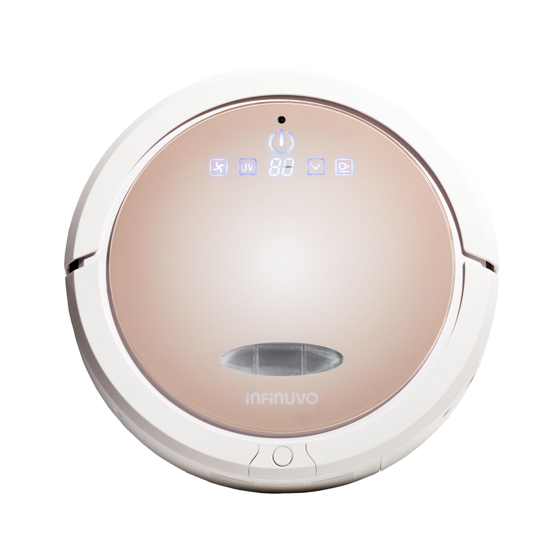 com metapo walmart water hovo robot ip vacuum cleaner floor grey tank robotic infinuvo