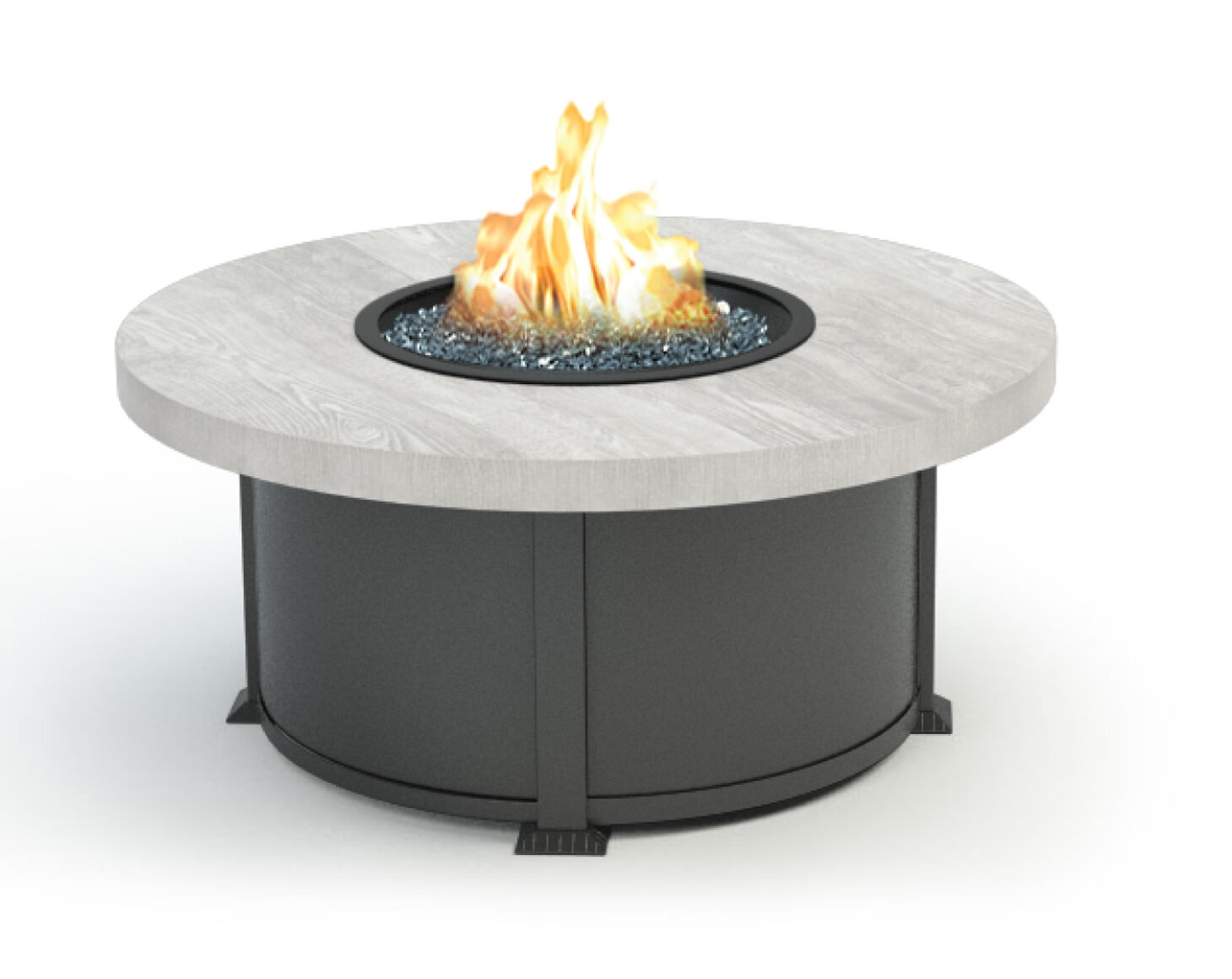 Astounding Coffee Polyresin And Aluminum Propane Natural Gas Fire Pit Table Download Free Architecture Designs Pushbritishbridgeorg