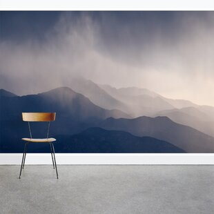 Misty Mountains  3 Piece Wall Mural