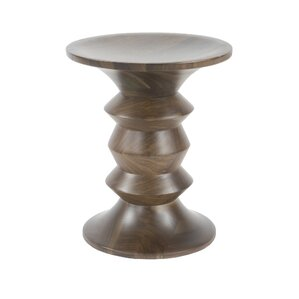 Spindle C End Table by Galla Home