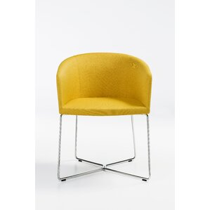 Barclay Sledge Armchair by B&T Design