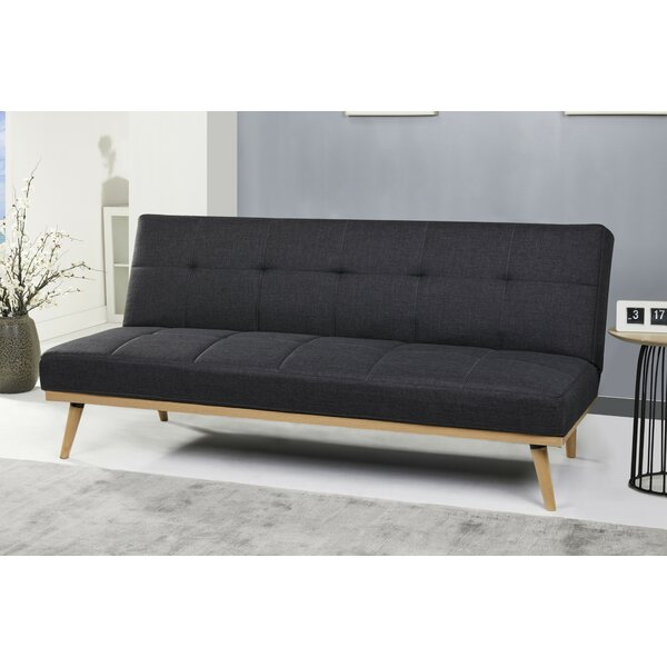 Leader Lifestyle Milo 2 Seater Clic Clac Sofa Bed & Reviews ...