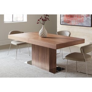 modern 8 seat dining kitchen tables allmodern. Black Bedroom Furniture Sets. Home Design Ideas