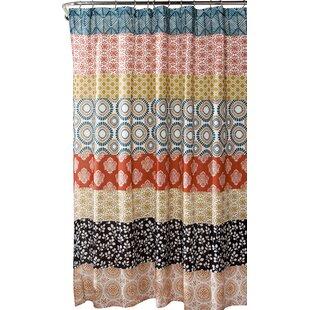 Vincent Stripe Shower Curtain