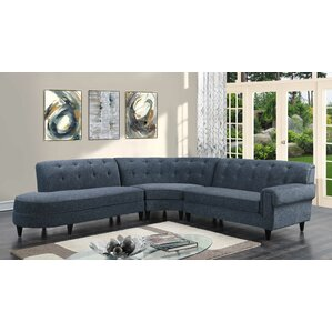 Brienne Sectional by Ivy Bronx