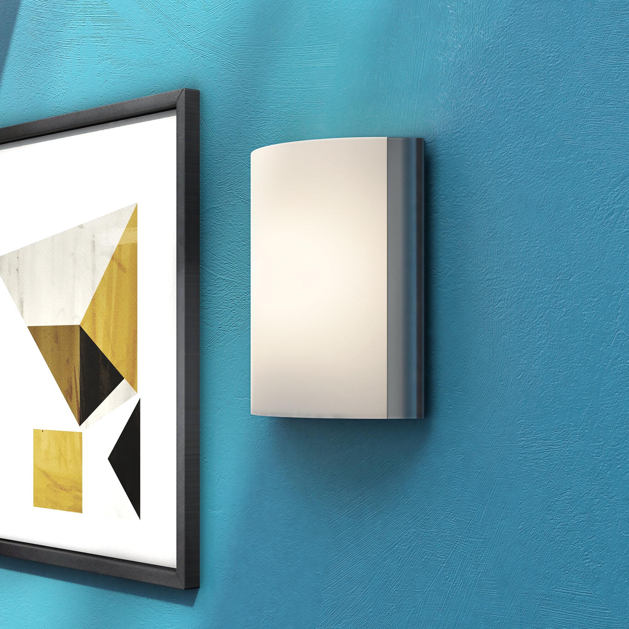 Zipcode Design Annabell 1-Light LED Flush Mount & Reviews | Wayfair