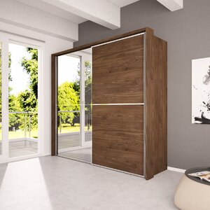 Schwebetürenschrank Attraction, 223 cm H x 240..