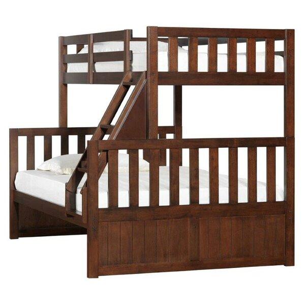 breakwater bay cleremont twin over full bunk bed by simmons casegoods u0026 reviews wayfair