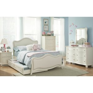 South Shore Upholstered Panel Bed by Wildon Home ?
