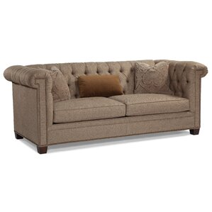 High Back Tufted  Chesterfield Sofa by..