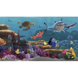 Walt Disney Kids II Finding Nemo Wall Mural