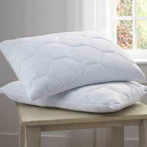 Cooling Gel Reversible Memory Foam Pillow by Alwyn Home