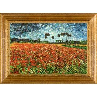 Van Gogh Poppies Wayfair