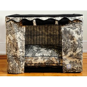 Dog Crate Covers dog crate & kennel accessories you'll love | wayfair