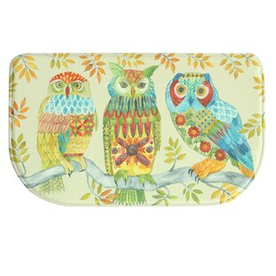 Ormside Owls Kitchen Mat