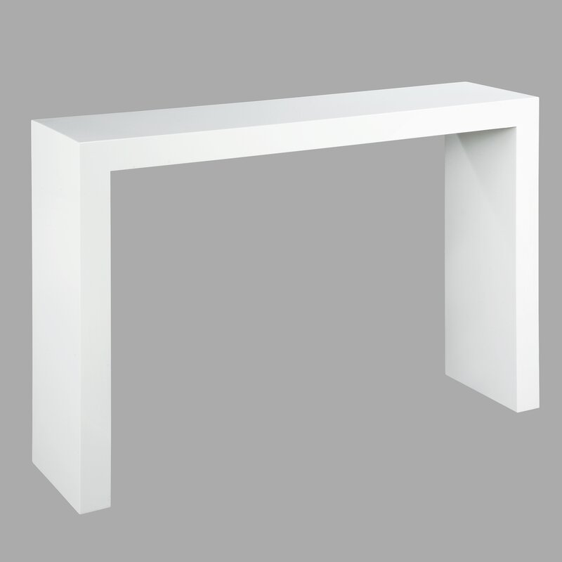 Arch Console Table Amp Reviews Allmodern