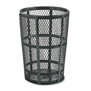 Street Receptacle 48 Gallon Trash Can