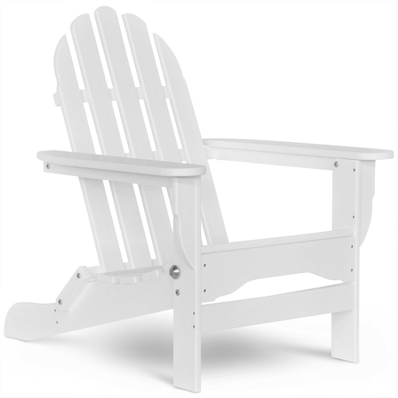 Paterson Plastic Folding Adirondack Chair