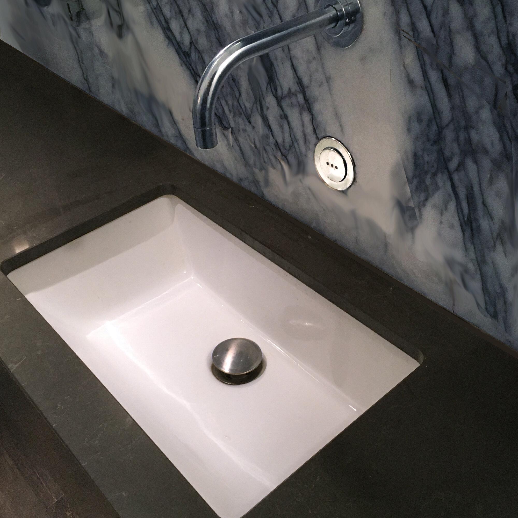 of sinks sink picture bathroom undermount small fresh rectangular