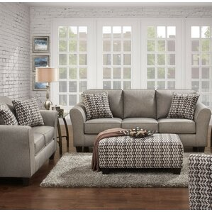 Chantae 2 Piece Living Room Set by Zipcode Design